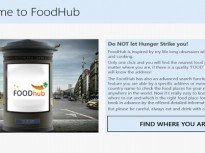 Windows 8 Application – FoodHub